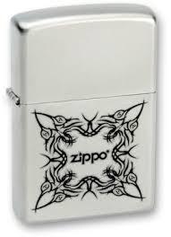 <b>Zippo 205 Tattoo Design</b> - <b>зажигалка</b>