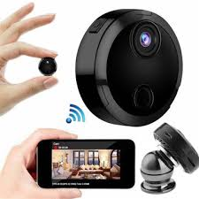 mini <b>hd 1080p wireless wifi ip</b> security camera night vision home ...