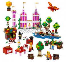 LEG <b>Декорации LEGO</b>-9385