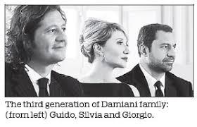 <b>Italian</b> jewelry <b>brand</b> set to celebrate a century of excellence ...