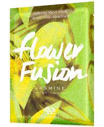 <b>Origins Flower Fusion Jasmine</b> Softening Sheet Mask & Reviews ...