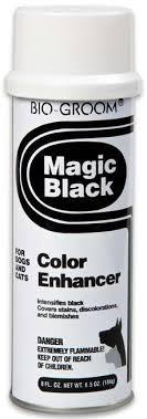 <b>Bio</b>-<b>Groom Magic</b> Black 236 мл 51908, Био Грум черный ...