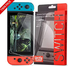 <b>Screen</b> Protector Nintendo Switch - Orzly <b>Premium</b>: Amazon.co.uk ...