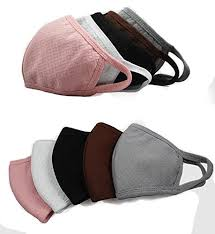 <b>5 Pcs</b> Anti Dust <b>Face</b> Mouth Warm Masks Cotton /& Activated ...