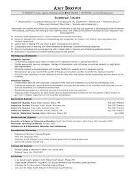 elementary teachers resume examples anuvrat info elementary teachers resume english teacher cv sample assign and
