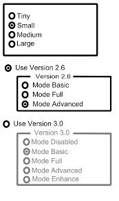 Фрейм (элемент интерфейса программ) — Википедия