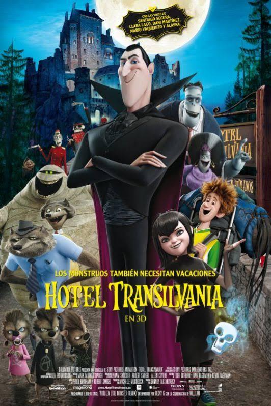 Resultado de imagen de HOTEL TRANSILVANIA