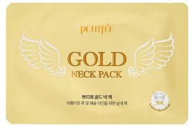 Petitfee <b>Гидрогелевая маска с</b> экстрактом золота для ...