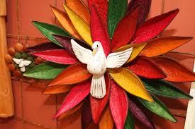 Image result for imagem espírito santo decoração oratório