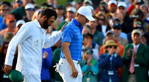 spieth is looking forward to getting through the masters spieth will have to face his demons at the masters this year