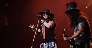 <b>Guns N</b>' <b>Roses</b> Kick Off Fall Tour 2019 In Charlotte