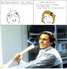 american psycho pictures and jokes :: memes / funny pictures ... via Relatably.com