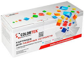<b>Картридж COLORTEK</b> CT-CB435A/CB436A/CE278A/CE285A ...