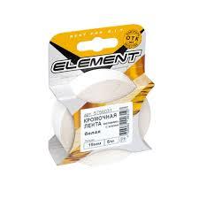 <b>Лента кромочная</b> 19 мм меламин с <b>клеем</b> белая (5 м) — купить в ...