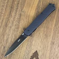 <b>Нож складной</b> Нокс <b>Миг black</b> купить в магазине Forest-Home