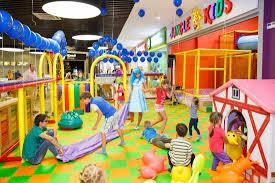 Посещение <b>детской игровой</b> - отзыв о <b>Jungle</b> Kids, Одинцово ...