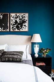 kind of loving this blue the hint of green is awesome black bedroom furniture hint