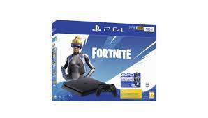 Игровая <b>приставка Sony</b> PlayStation 4 Slim 500Gb + <b>Игра</b> Fortnite ...