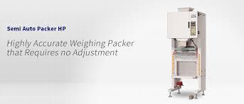 Semi Auto Packer HP   SATAKE Group