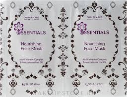 "<b>Питательная маска для лица</b> ""Макадамия"" - Oriflame Essentials ..."