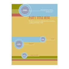 templates for microsoft publisher flyers flyer templates party flyer