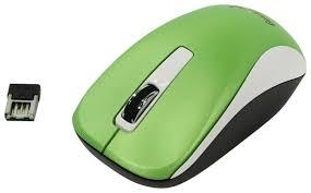 <b>Мышь Genius NX-7010</b> Green USB — купить по выгодной цене на ...