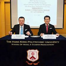 hna hospitality group linkedin hospitality investment group and school of hotel and tourism management hong kong polytechnic universities the mou signing ceremony was a big success