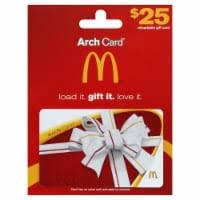 McDonalds Gift Cards in Housewares & Electronics ... - Ralphs