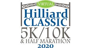 Hilliard <b>Classic</b> Half Marathon 10K & 5K - VIRTUAL
