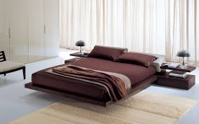 modern contemporary bedrooms furniture ideas featuring exciting teak finished wood bedframes and comfortable king bed size bedrooms furnitures design latest designs bedroom