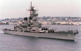 USS New <b>Jersey</b> (BB-62) - Wikipedia