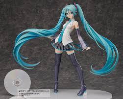 <b>Hatsune Miku</b> V3 - купить <b>фигурку</b> по цене 27861 р.