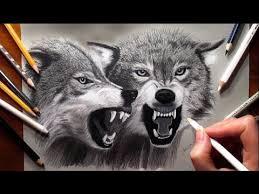 """Képtalálat a következőre: """"wolf drawing"""""""
