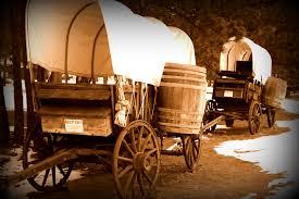 Resultado de imagen de Las carretas del Oeste