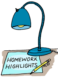 Image result for free animated clipart homework