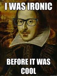 Image result for funny shakespeare pic
