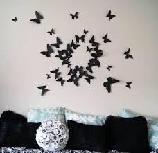 barn butterfly wall decor