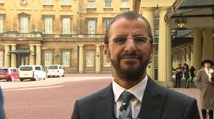 <b>Ringo Starr</b> receives knighthood: 'I'll wear it at breakfast' - BBC News