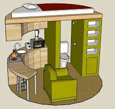 Small Concrete Pipe House       Tiny House DesignIf you    ve discovered our forum  TinyHouseForum com  you   have seen these designs by Scott  I wanted to post them here because it was a very clever