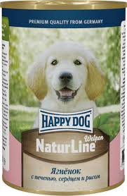 5+1 <b>консервы Happy Dog Natur</b> / ЗАВЕРШЕНА