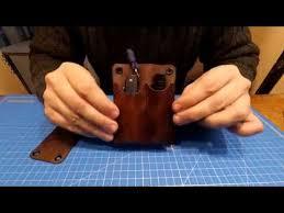 <b>Чехол для складного ножа</b> своими руками - YouTube