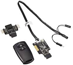 SilverStone SST-ES02-USB - <b>2.4G Wireless Remote</b> Computer ...