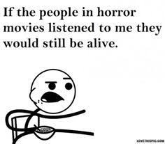 Scary Movie Quotes on Pinterest | The Killers, Movies and Horror ... via Relatably.com