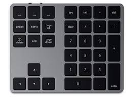 <b>Клавиатура Satechi Aluminum Slim</b> Wireless Keyboard Space Grey ...
