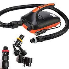 FOONEE 20PSI SUP <b>Air Pump Smart</b> 12V DC <b>Electric</b> Car <b>Air Pump</b> ...
