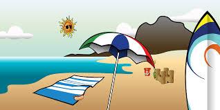 Image result for spring break cartoon