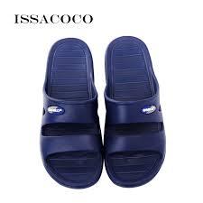 <b>ISSACOCO 2018 Shoes</b> Men Slippers <b>Sandals</b> Men Summer <b>Shoes</b> ...
