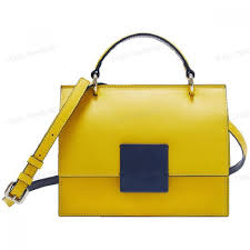 <b>Сумка Xiaomi CARRY</b>'<b>O</b> Nordic Geometric Contrast Bag Yellow