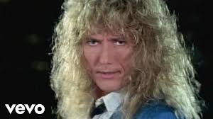 Whitesnake Lead Singer Whitesnake Here I Go Again Youtube