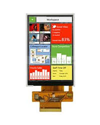 <b>3.5 inch</b> TFT LCD Display Module <b>Touch</b> Screen